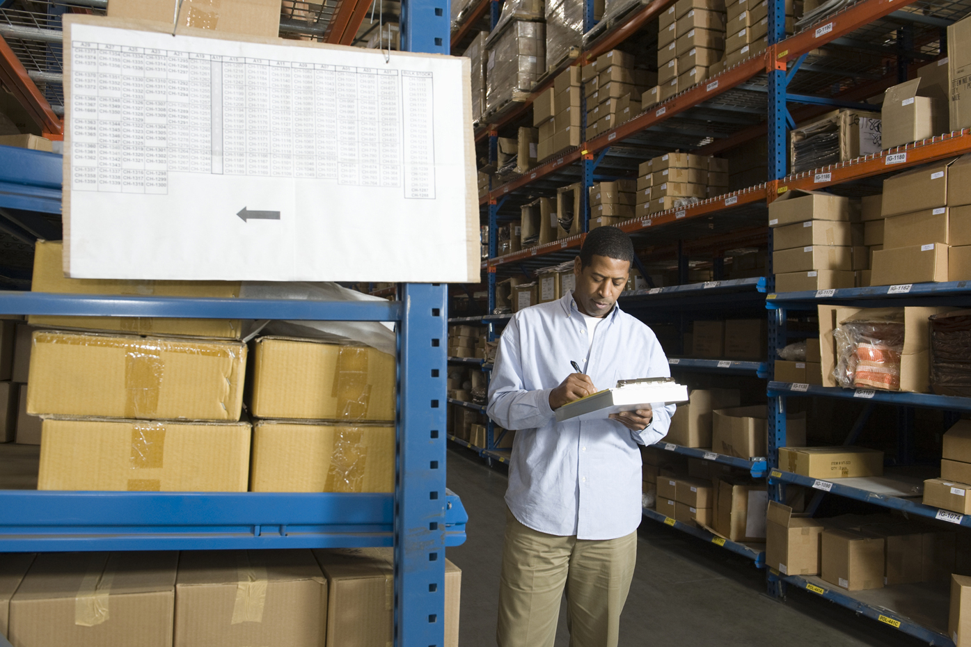 choose the right inventory tracking system