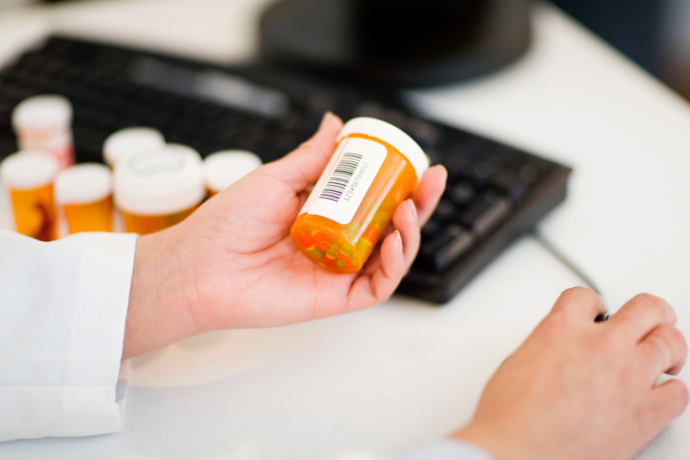 Barcodes In Heathcare 4 Medication Management Facts